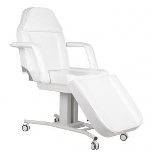 Kosmētikas krēsls WHEELS WHITE 2