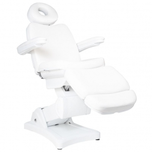 Kosmētikas krēsls ELECTRIC 3 POWER WHITE