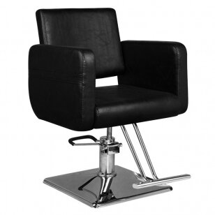 Kirpyklos kėdė HAIRDRESSING CHAIR 04 BLACK