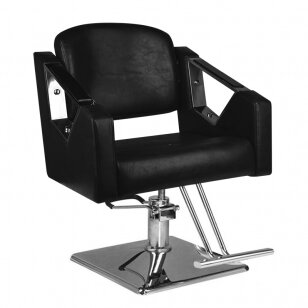 Kirpyklos kėdė HAIRDRESSING CHAIR 310 BLACK