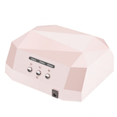 UV/LED/CCFL lamp laki 48W DIAMOND SENSOR PINK 2