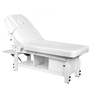 Elektrinis masažo stalas AZZURRO 376A WHITE  3
