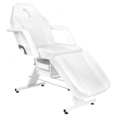 Kosmetologinis krėslas BASIC WHITE 2
