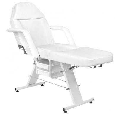 Kosmetologinis krėslas BASIC WHITE 3
