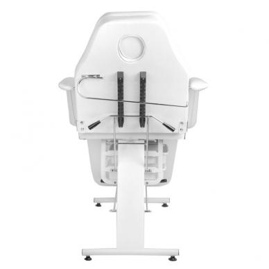 Kosmetologinis krėslas BASIC WHITE 5