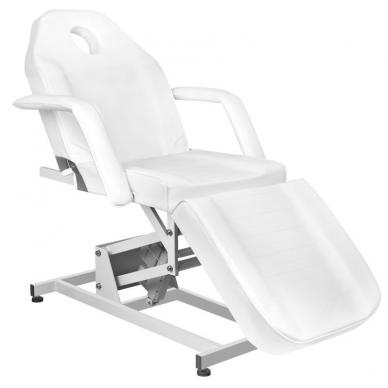 Kosmetologinis krėslas ELECTRIC WHITE 2