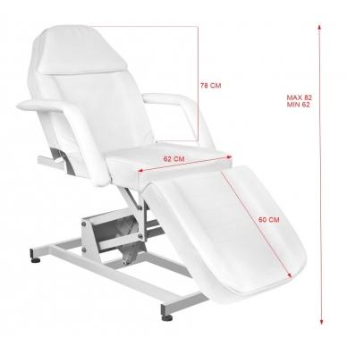 Kosmetologinis krėslas ELECTRIC WHITE 6