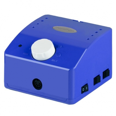 Nagų freza manikiūrui ir pedikiūrui MARATHON 35 CUBE BLUE 2
