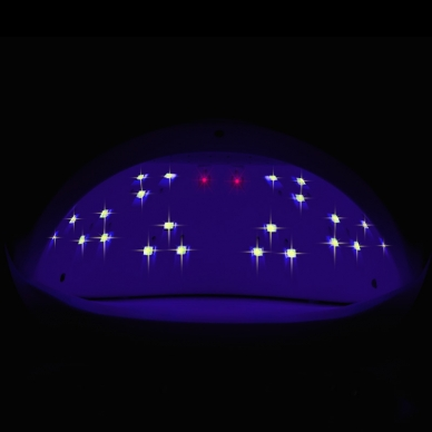 UV/LED lamp laki 48W 6