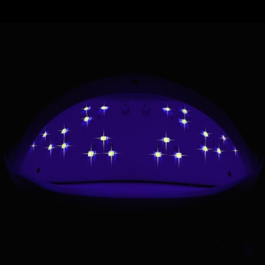 UV/LED lamp laki 48W 7