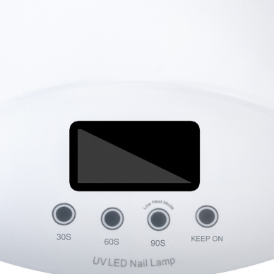 UV/LED nagų lempa 48W 10