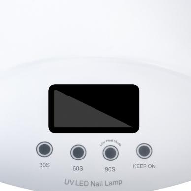 UV/LED lamp laki 48W 10