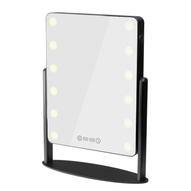 Spogulis ar LED gaismu aplauzumam 46W 3