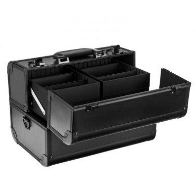 Makiažo lagaminas 01 BLACK 2