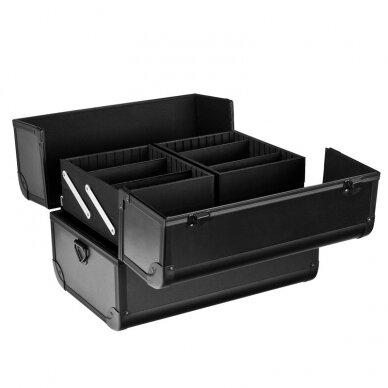 Makiažo lagaminas 01 BLACK 3
