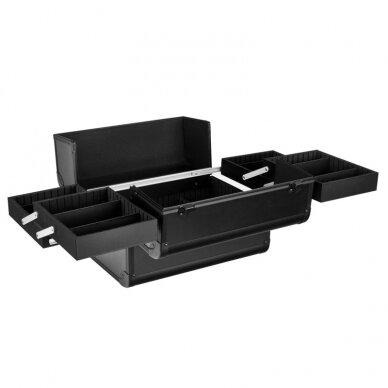Makiažo lagaminas 01 BLACK 4