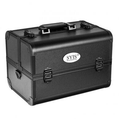Makiažo lagaminas 01 BLACK