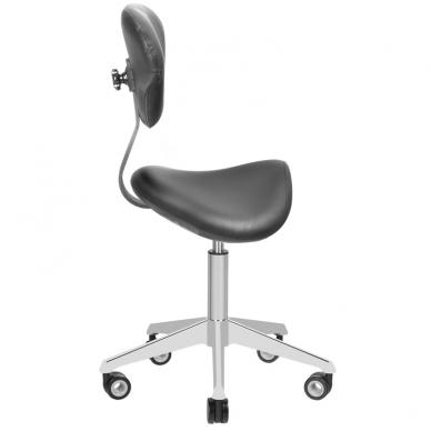 Meistara krēsls AZZURRO BEAUTY 2 BLACK 2