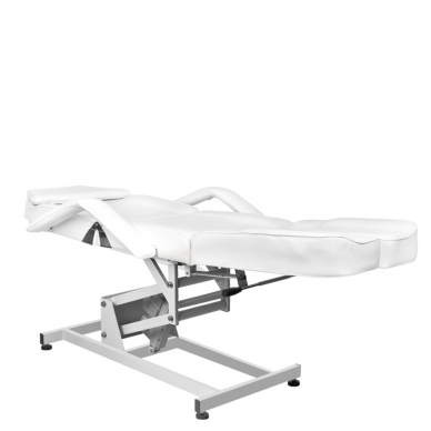 Kosmetologinis krėslas ELECTRIC PEDI WHITE 4