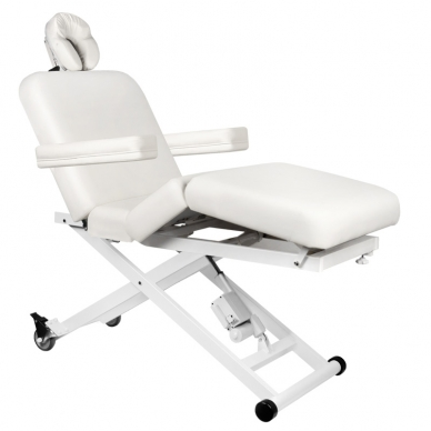 Kosmētikas krēsls ELECTRIC MASSAGE AZZURRO WHITE 3