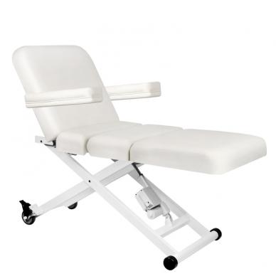 Kosmētikas krēsls ELECTRIC MASSAGE AZZURRO WHITE 4