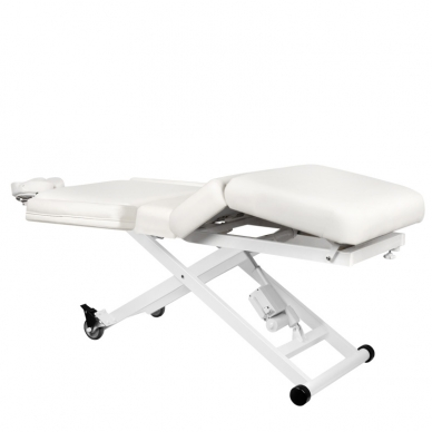 Kosmētikas krēsls ELECTRIC MASSAGE AZZURRO WHITE 6