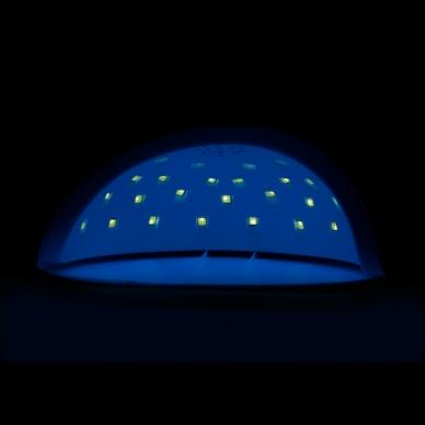 UV/LED nagų lempa 60W FLOWER 7