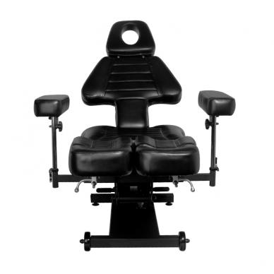 Tatuiruočių kėdė ELECTRIC INK (Black) 3