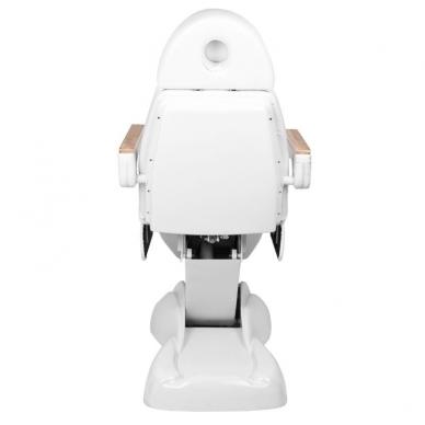 Kosmetologinis krėslas ELECTRIC HEATED WHITE 5