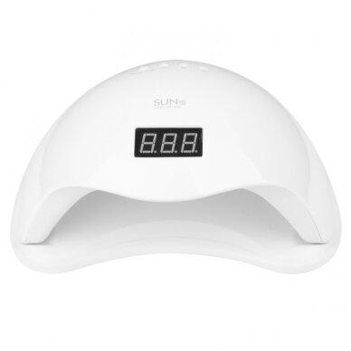 UV/LED nagų lempa 48W DUAL (1) 3