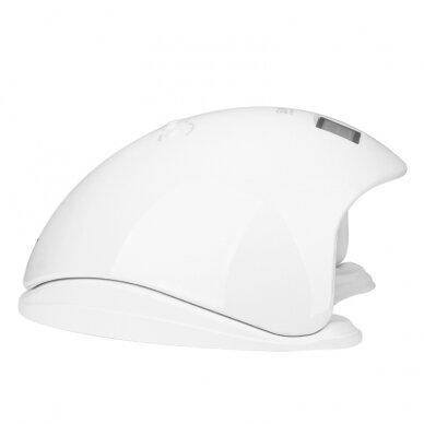 UV/LED nagų lempa 48W DUAL (1) 5