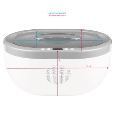 Parafino vonelė 200W su Bluetooth garsiakalbiais 5