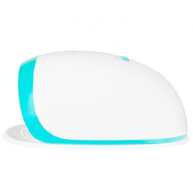 UV/LED nagų lempa 54W WHITE BLUE 4