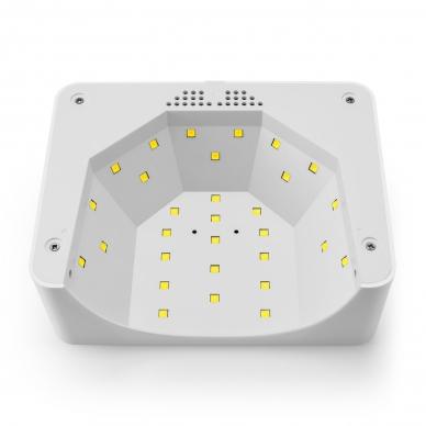 UV/LED nagų lempa 48W 5