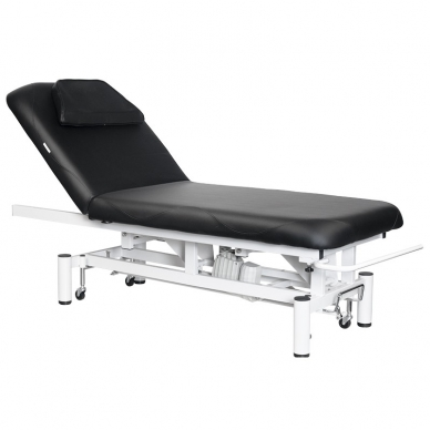 Elektrinis masažo stalas AZZURRO 684 BLACK