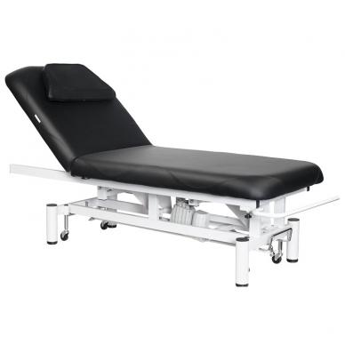 Elektriskās masāžas galds AZZURRO 684 BLACK