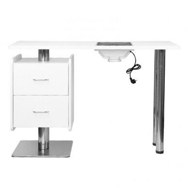 Manikīra galds ar putekļu savācēju COSMETIC DESK 2