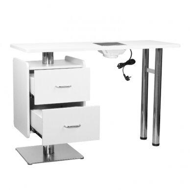 Manikīra galds ar putekļu savācēju COSMETIC DESK 3