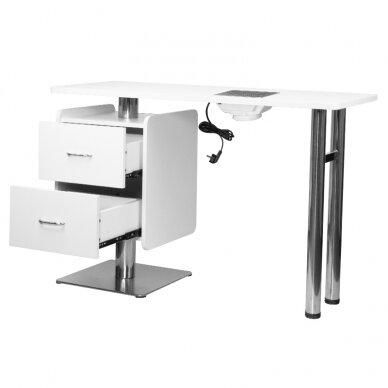 Manikīra galds ar putekļu savācēju COSMETIC DESK 4