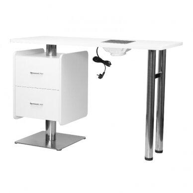 Manikīra galds ar putekļu savācēju COSMETIC DESK 5