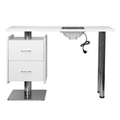 Manikīra galds ar putekļu savācēju COSMETIC DESK 6