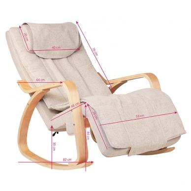 Masāžas krēsls RELAX 7