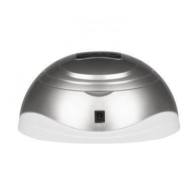 UV/LED nagų lempa SOFI 72W SILVER 4