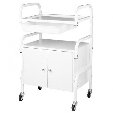 Kosmetologinis vežimėlis MODEL 1018 2