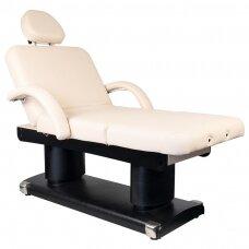 Kosmētikas krēsls AZZURRO SPA ELECTRIC 4 MOTOR WHITE HEATED