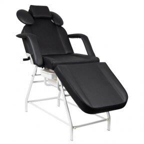 Косметическое кресло VISAGE BLACK