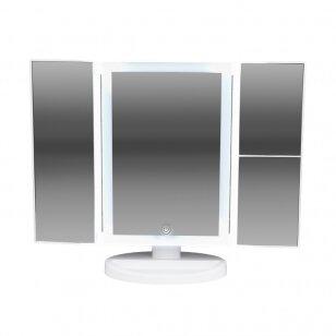LED-valgustusega peegel meigiks ILLUMINATED