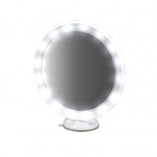 Makiažo veidrodis su LED apšvietimu CIRCULAR