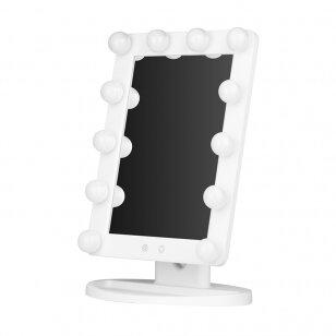 Makiažo veidrodis su LED apšvietimu RECTANGULAR