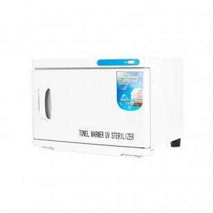 Rätik soojem WHITE UV STERILIZER 16L
